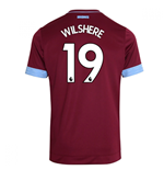Camiseta 2018/2019 West Ham United 2018-2019 Home