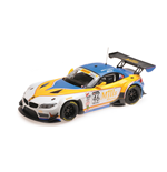 BMW Z4 GT3 E89 MILLS RACING WITTMER MILLS WORLD CHALLENGE 2016
