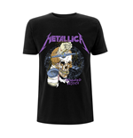 Camiseta Metallica DAMAGE HAMMER