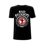 Camiseta Bad Religion BADGE