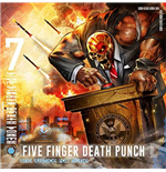 Vinilo Five Finger Death Punch - And Justice For None (2 Lp)