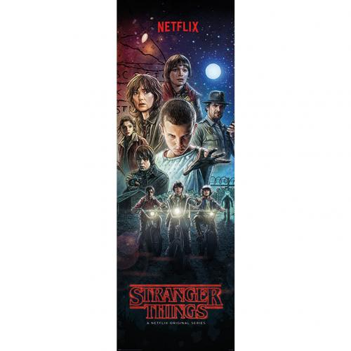 Póster Stranger Things