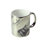 Fender Taza Chrome