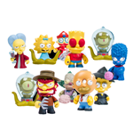 Simpsons Minifiguras 8 cm Treehouse of Horror Expositor (20)