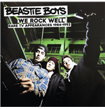 Vinilo Beastie Boys - We Rock Well: Rare Tv Appearances 1984-1