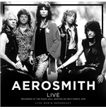 Vinilo Aerosmith - Best Of Live At The Music Hall Boston 1978