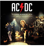 Vinilo Ac/Dc - Veterans Memorial 1978 (Ltd Ed)