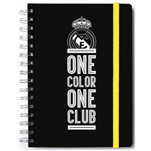 Libreta Real Madrid 323736