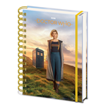 Cuaderno Doctor Who 324039