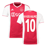Camiseta Ajax 2018-2019 Home personalizable