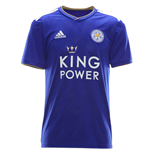 Camiseta Leicester City F.C. 2018-2019 Home
