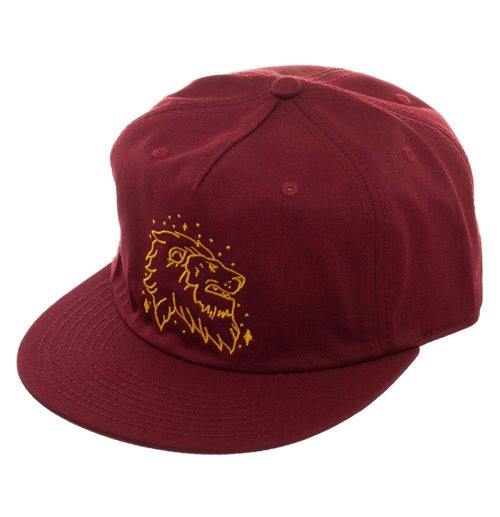 Harry Potter Gorra Béisbol Gryffindor 5 Panel Flatbill