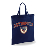 Bolso Superman - Design: Metropolis University