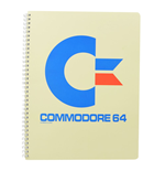 Commodore 64 Libreta A4 Logo