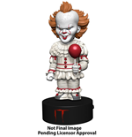 Stephen King's It 2017 Figura Movible Body Knocker Pennywise 16 cm