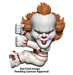 Stephen King's It 2017 Figura Scalers Pennywise 5 cm