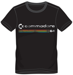 Camiseta Commodore 64 324961