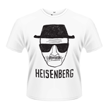 Camiseta Breaking Bad : Heisenberg Sketch (T-SHIRT Unisex )
