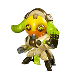 Overwatch Figura Vinilo Cute but Deadly Medium Orisa 10 cm