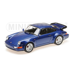 PORSCHE 911 TURBO 964 BLUE METALLIC 1990