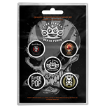 Chapita Five Finger Death Punch - Design: Logos