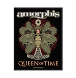 Parche Amorphis - Design: Queen of Time