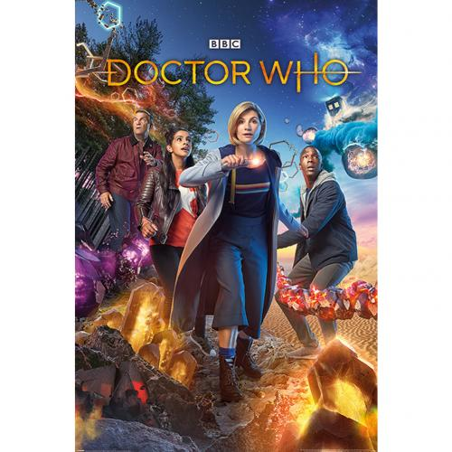 Póster Doctor Who