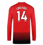 Camiseta manga larga Manchester United FC 2018-2019 Home