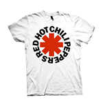 Camiseta Red Hot Chili Peppers RED ASTERISKS