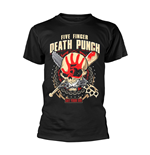 Camiseta Five Finger Death Punch ZOMBIE KILL
