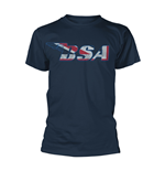 Camiseta Bsa BSA FLAG MASK
