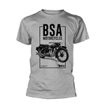 Camiseta Bsa BSA MOTORCYCLES TALL BOX