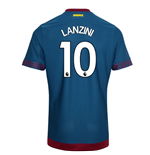 Camiseta West Ham United 2018-2019 Away