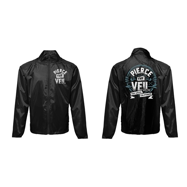 Chaqueta Pierce The Veil SAN DIEGO