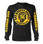Camiseta Gas Monkey Garage BIG YELLOW LOGO