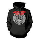 Sudadera Agnostic Front AGAINST ALL EAGLE