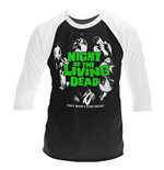 Camiseta Plan 9 - Night Of The Living Dead
