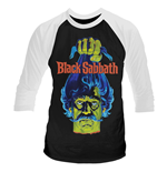 Camiseta Plan 9 - Black Sabbath