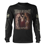 Camiseta manga larga Cradle Of Filth CRUELTY AND THE BEAST