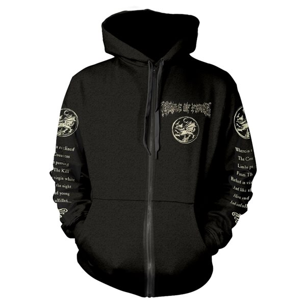 Sudadera Cradle Of Filth CRUELTY AND THE BEAST