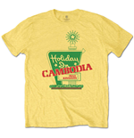 Camiseta Dead Kennedys de hombre - Design: Holiday in Cambodia