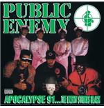 Vinilo Public Enemy - Apocalypse 91: The Enemy Strike Black (2 Lp)