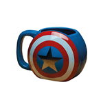 Marvel Taza Captain America Shield
