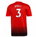 Camiseta Manchester United FC 2018-2019 Home