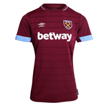 Camiseta West Ham United 2018-2019 Home