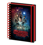 Libreta Stranger Things 329312