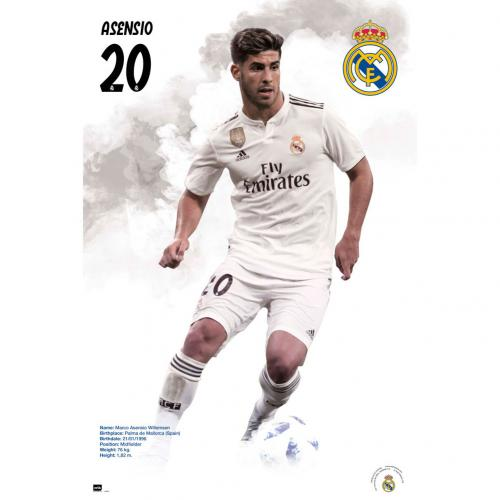 Póster Real Madrid