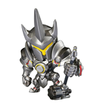 Overwatch Figura Vinilo Cute but Deadly Medium Reinhardt 10 cm