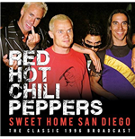 Vinilo Red Hot Chili Peppers - Sweet Home San Diego (2 Lp)