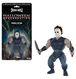 Halloween Figura Savage World Michael Myers 10 cm